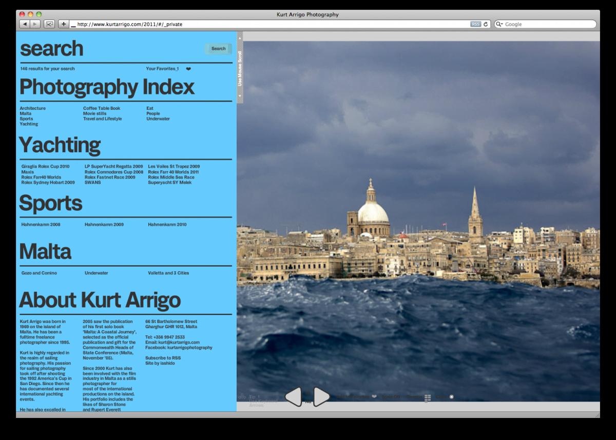 Kurt Arrigo Photography '11